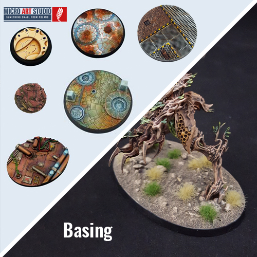Select Your Basing