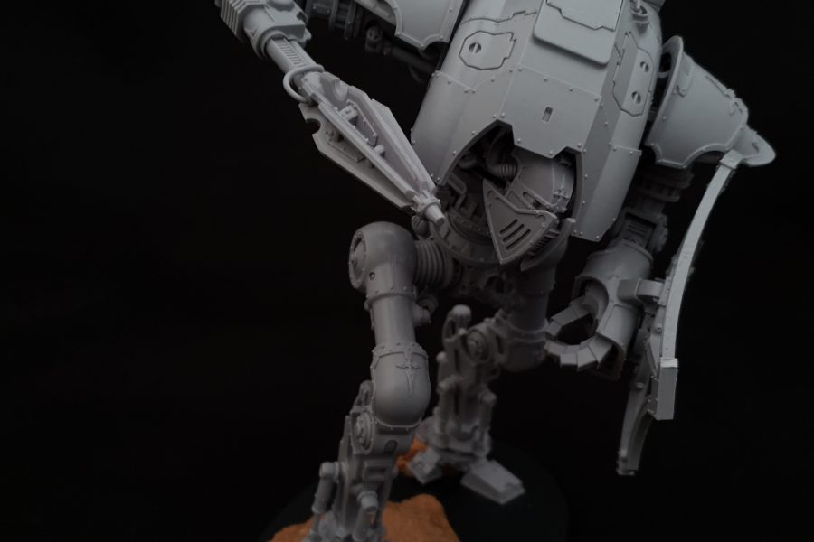 Cerastus Knight Assembly