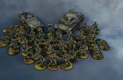 Bolt Action German Heer Squadron by Paul