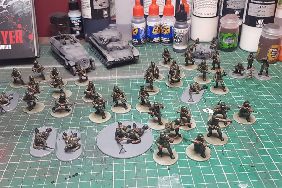 Bolt Action WIP – From Paul