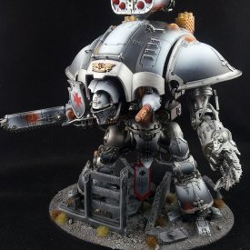 Black Templars Knight