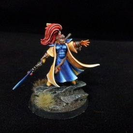 Custom Female Farseer