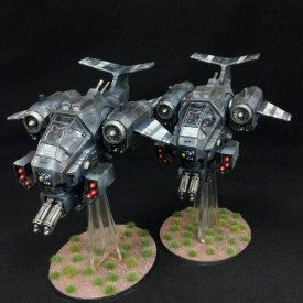 Raven Guard Stormtalon Gunships