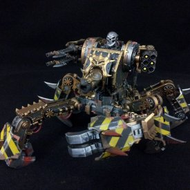 Iron Warriors Defiler