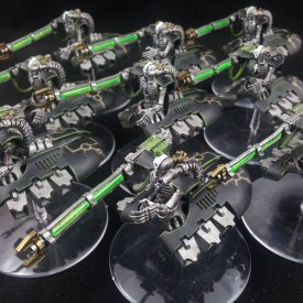 Necron Heavy Destroyers