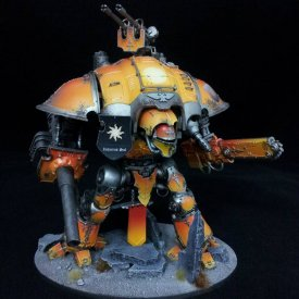 Custom Imperial Knights